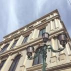 And Venetian Buildings