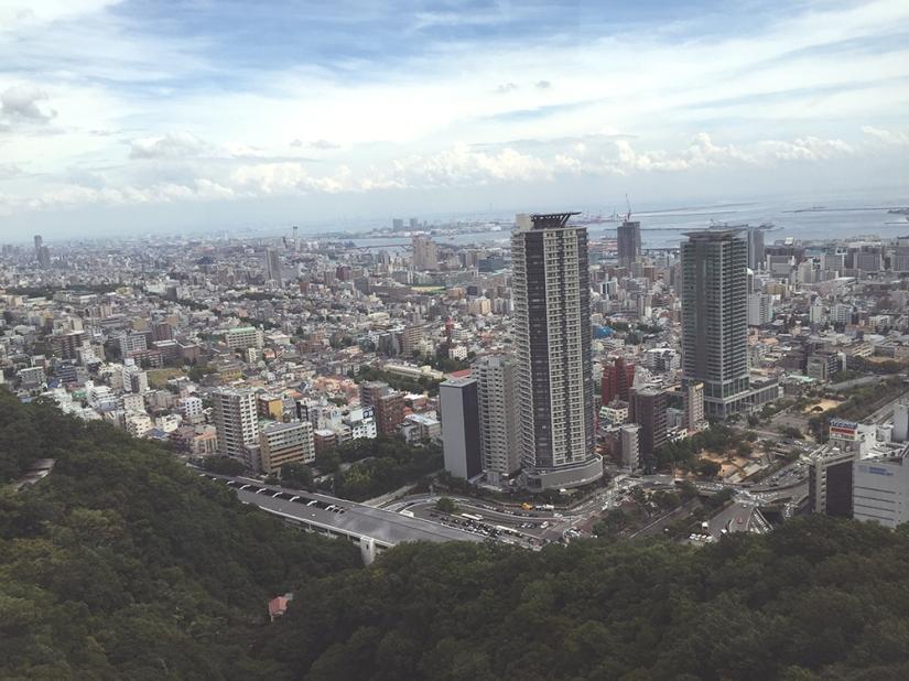 Japan 2016 Travel Log 06:Kobe