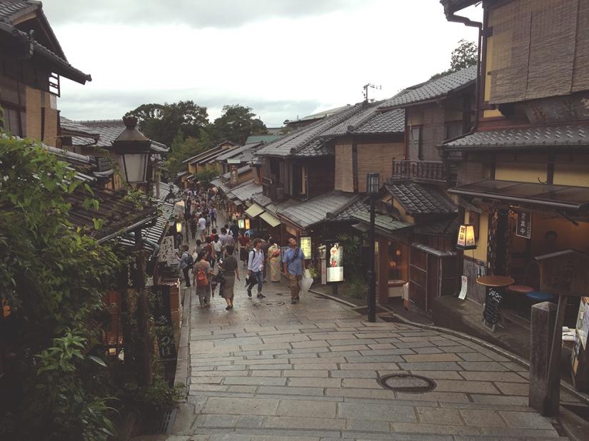 Japan 2016 Travel Log 07:Kyoto