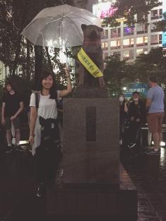 Hachiko wan-wan